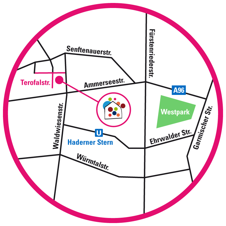 Stadtplan-Blumenau